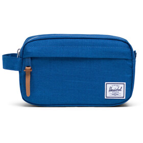 Herschel Chapter Carry On Reiskit, monaco blue crosshatch
